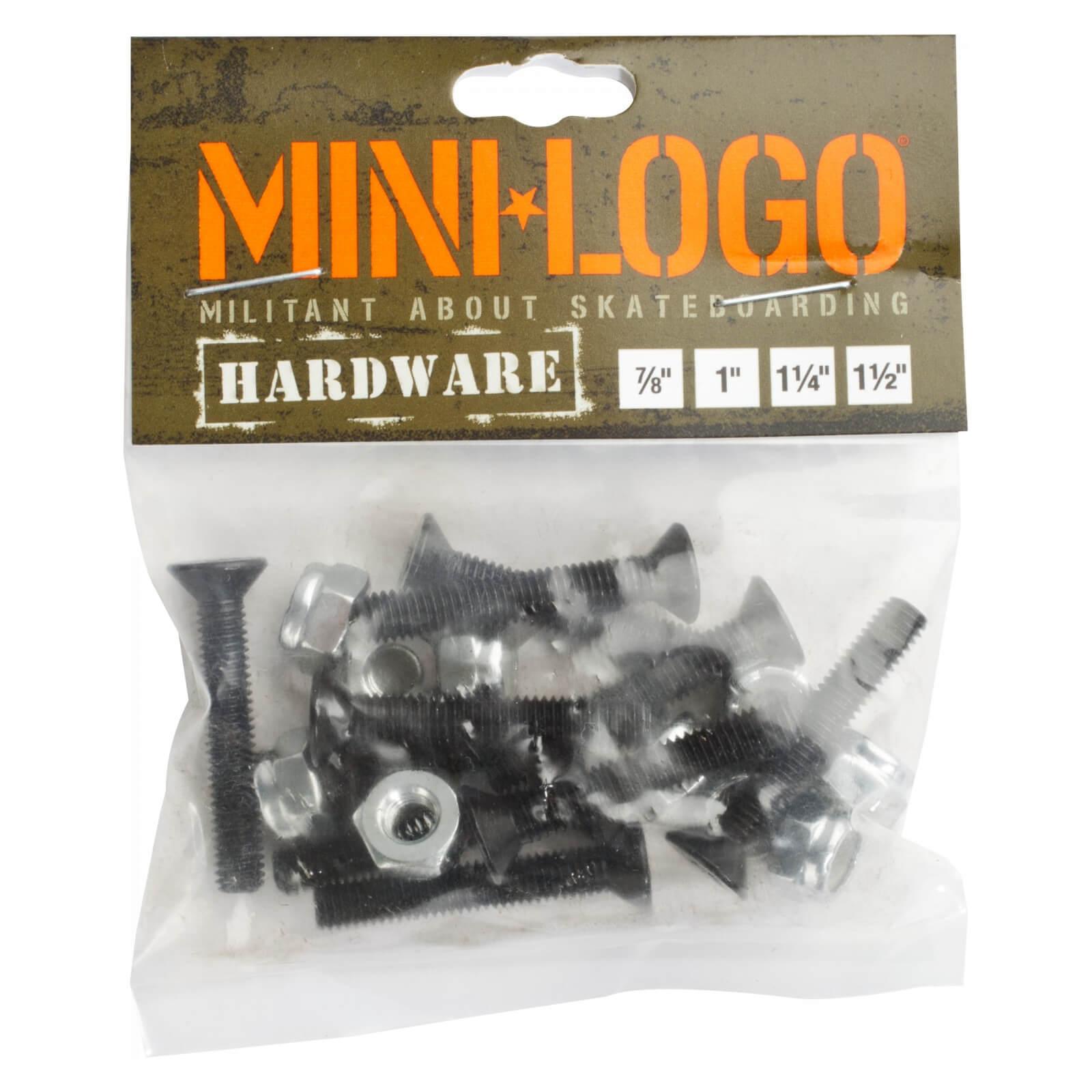 Болты для скейтборда MINI LOGO Single Pack