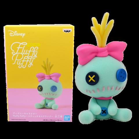 Fluffy Puffy Stitch Scrump Bandai || Чуча