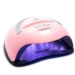 "TNL, Лампа UV/LED ""Desired LUX"" 168 W, розовая с серебром"