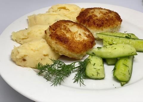 Горячие блюда из рыбы и морепродуктов
