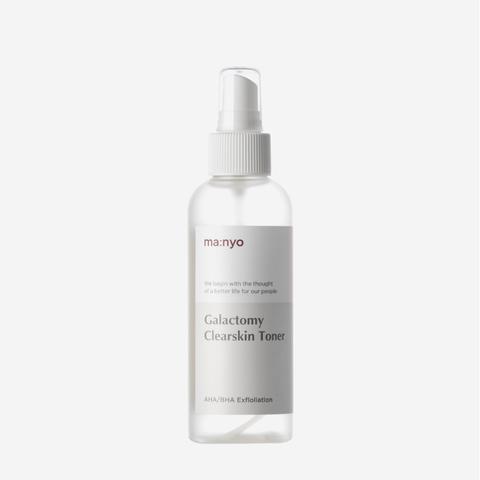 Купить Manyo Factory GALAСTOMY CLEARSKIN TONER - Тонер для проблемной кожи