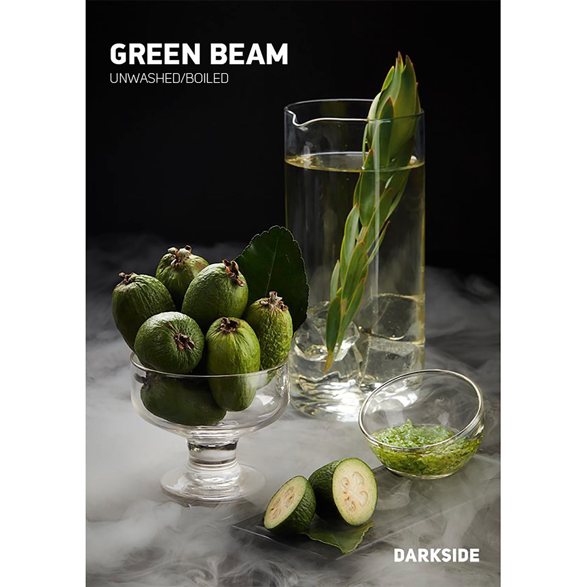 Табак для кальяна Dark Side Core 100 гр Green Beam, магазин FOHM