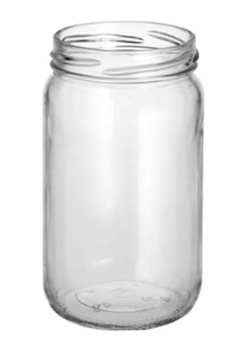 Банка винтовая стекло D66 0,35л