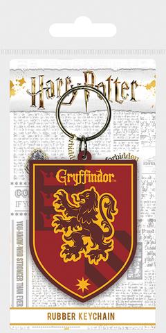 Брелок силиконовый «Гарри Поттер (Гриффиндор)»