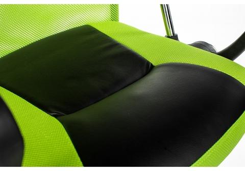 Офисное кресло для персонала и руководителя Компьютерное ARANO зеленое 65*65*119
