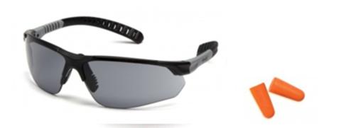 Защитные очки Pyramex Sitecore (SBG10120D)