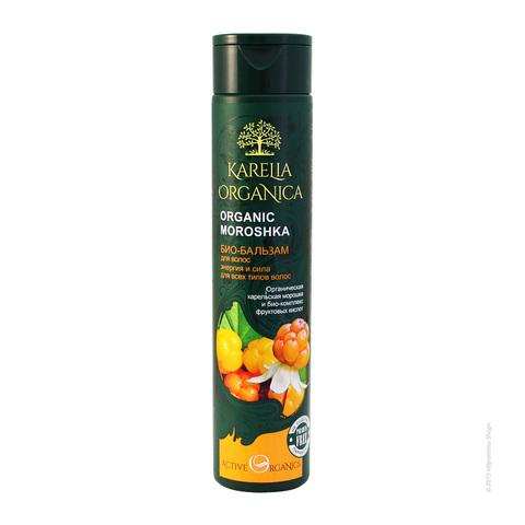Био-бальзам для волос «Organic Moroshka» энергия и сила серии «Karelia Organica»
