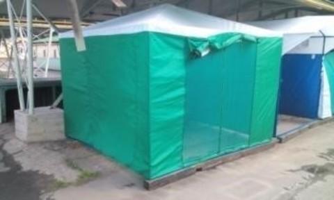 Дачный шатер 2,6*2,6 , h(стойки)=1,80 (цвета в ассортименте)