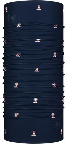 Многофункциональная бандана-труба Buff Original Lighthouse Navy фото 1