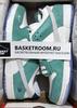 Kasina x Nike Dunk Low 'Sail/White/Green' (Фото в живую)