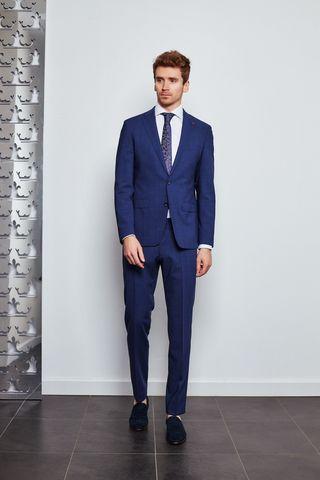 ROY ROBSON Костюм из шерсти качества Super 100'S с технологией Techno Suit