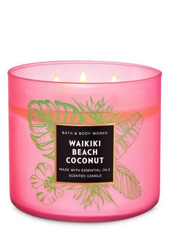 Свеча Bath&BodyWorks Waikiki Beach Coconut