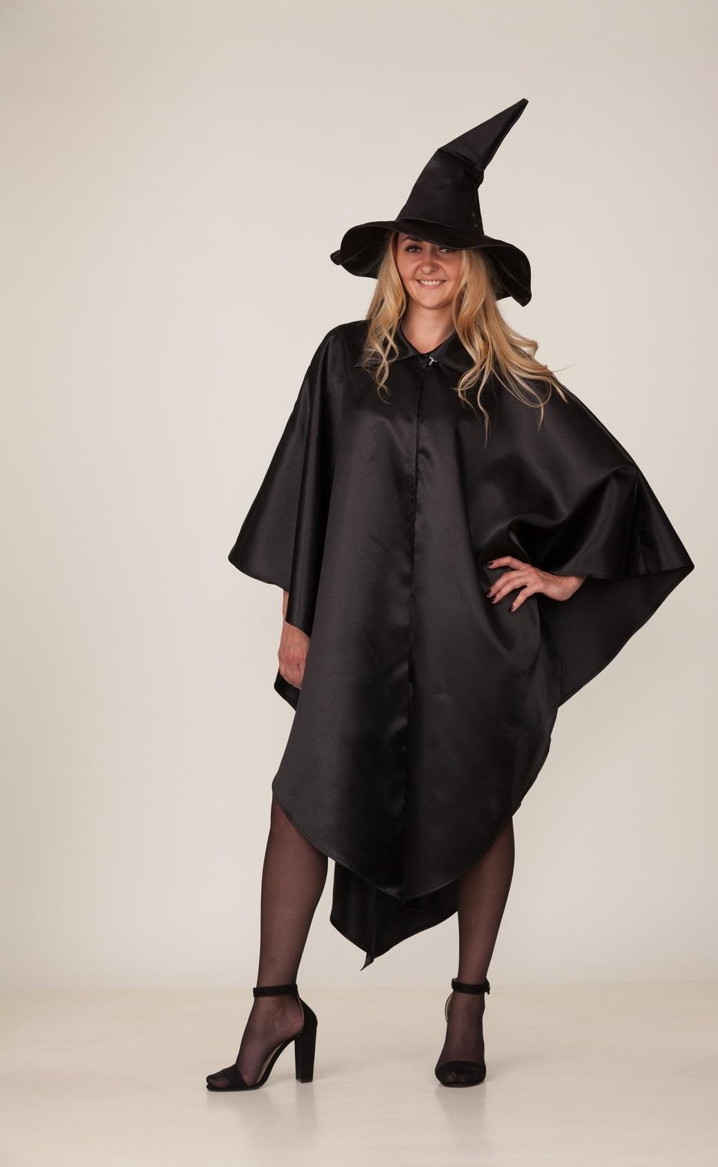 Карнавальный костюм взрослый Ведьма