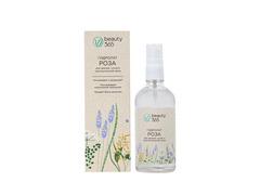 Гидролат розы крымской, вода роза 100 мл, для зрелой, сухой и чувствительной кожи лица, Beauty365, Бьюти 365