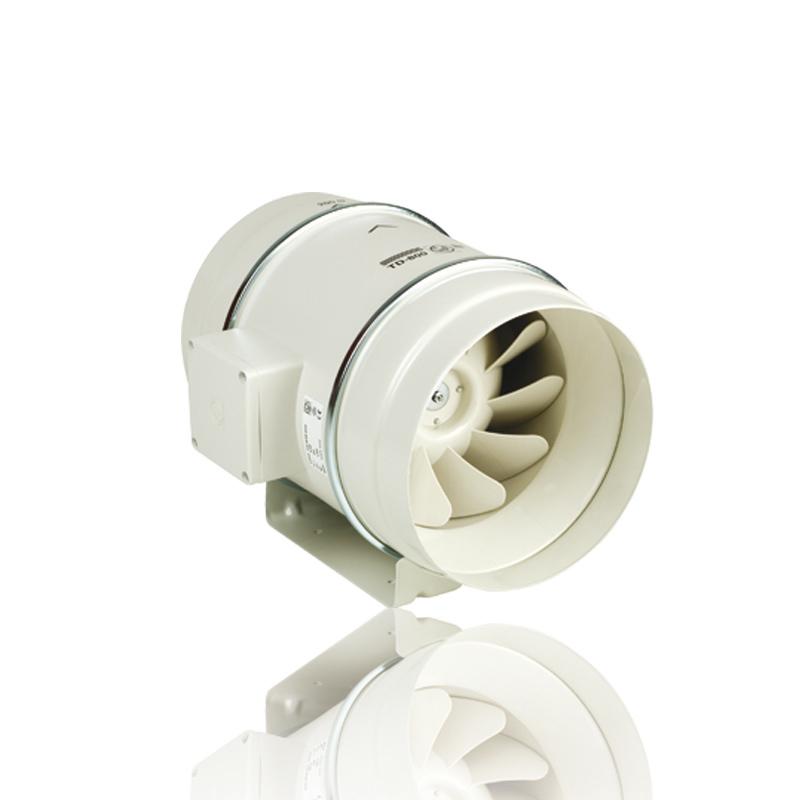 S&P TD/TD Silent (Испания). Канальные круглые вентиляторы Вентилятор канальный S&P TD 800/200 e25473de0f6590b0f59b616b177418f2.jpeg