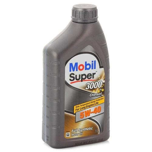 152573 , 152063 MOBIL SUPER 3000 Diesel X1 5W-40 (1 Литр)  купить на сайте официального дилера Ht-oil.ru