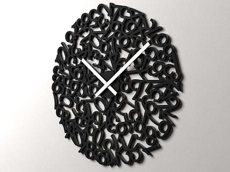 Настенные часы Karlsson K4252