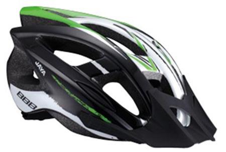 Летний шлем BBB Jaya black green