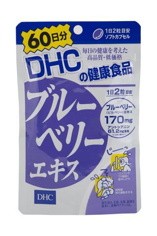 DHC Экстракт черники