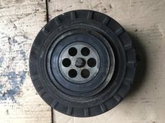 Балансир / демпфер коленвала на двигатель D0834LFL41 для MAN TGL (МАН ТГЛ). 51022010181  51022010158 51022010140
