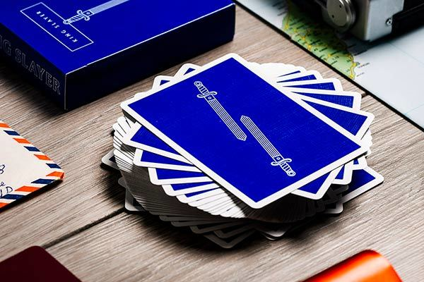 Ellusionist King Slayer Blue