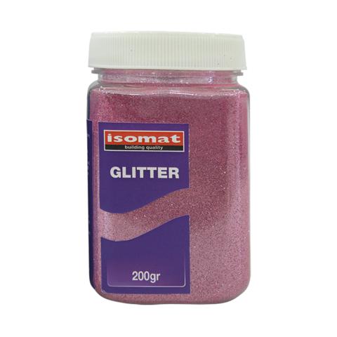 Isomat Glitter/Изомат Глиттер цветные металлические наполнители