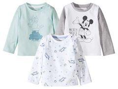 Джемпер для девочки бирюзовый Disney