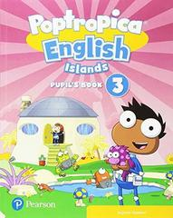 Poptropica English Islands 3 PB + OAC + GAC