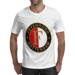Футболка 3D принт, ФК Фейеноорд  (3Д Feyenoord Rotterdam) 02