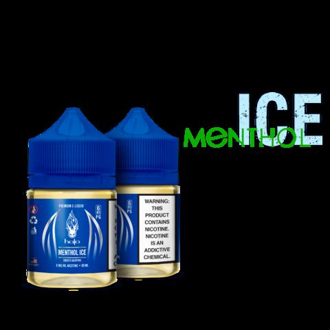 Жидкость Halo Blue Series PG 60 мл Menthol Ice