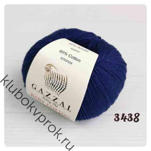 GAZZAL BABY COTTON 3438, Темный синий