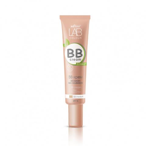 Белита LAB colour BB крем без масел и силиконов тон 03 medium 30мл