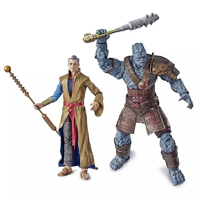 Набор фигурок Грандмастер и Корг Marvel Legends