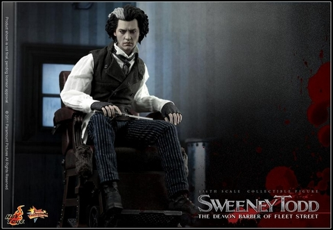 Sweeney Todd: The Demon Barber