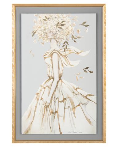 Zana Brown's Golden Femme II