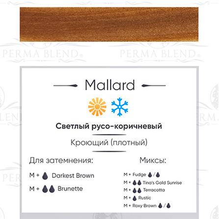"""MALLARD"" пигмент для бровей Permablend"