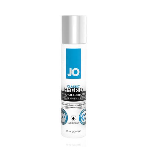 JO LUBRICANT HYBRID, 30 ml Лубрикант-ГИБРИД водно-силиконовый