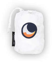 Рюкзак складной Ticket to the Moon Backpack Mini белый - 2