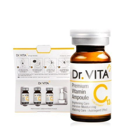DR. VITA PREMIUM VITAMIN AMPOULE C 10ml x3
