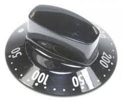 Ручка регулятора температуры (0-275*С) плиты Горенье, Аско 669209, 650158