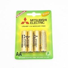 Батарейки MITSUBISHI AA LR6G Alkaline - LR-06-M