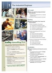 Industrial Engineering - учебник с электронным приложением