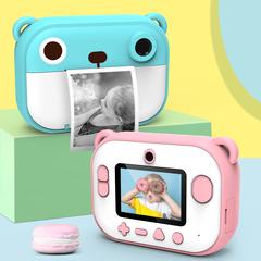 детский фотоаппарат термопечать фотографий top store 24