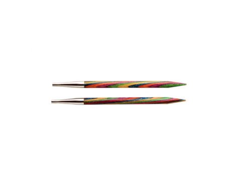 """Спицы съемные """"Symfonie"""" 3.5мм для длины тросика 28-126см, KnitPro, 20401"""
