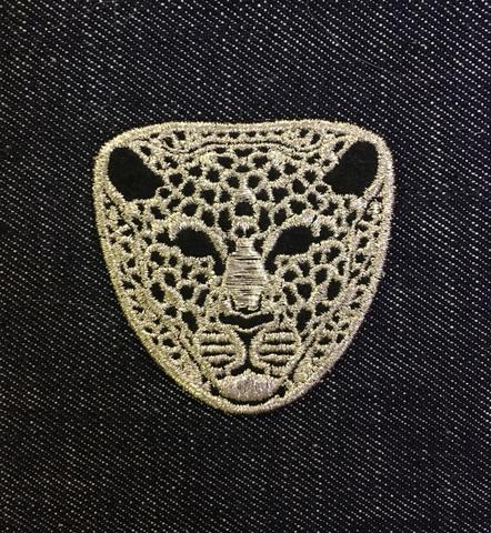 Нашивка Леопард