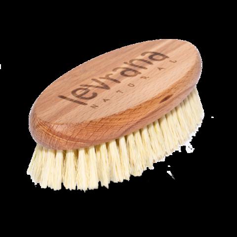 Levrana Щетка для сухого массажа (натуральное волокно)