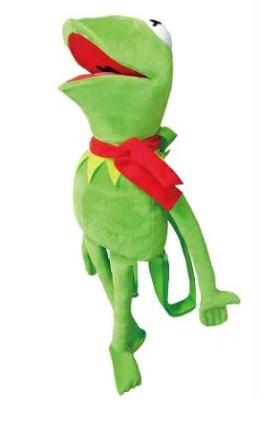 Маппет шоу рюкзак игрушка Лягушонок Кермит
