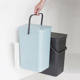 Набор ведер для мусора SORT&GO 16л (2шт), артикул 110023, производитель - Brabantia, фото 5
