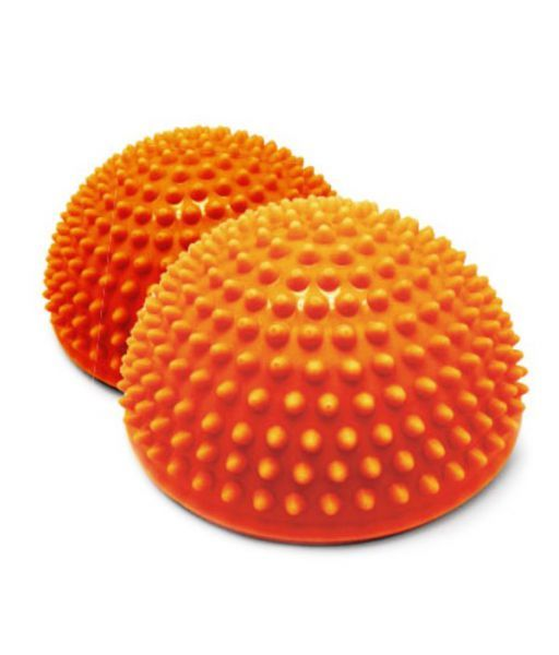 Мячи массажные, роллеры и тренажёры Комплект массажёров полусфер KINERAPY Dome (2 шт) RF500 1315_0.jpg