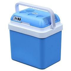 Холодильник автомобильный DELTA D-H24P голубой